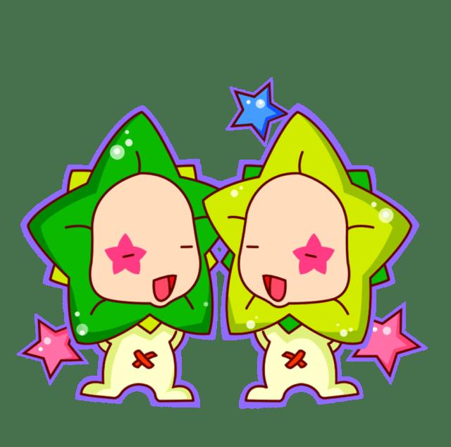Гадание «Двойняшки»