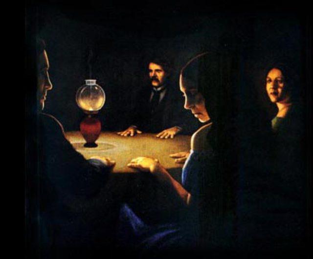Гадание «Спиритический сеанс»