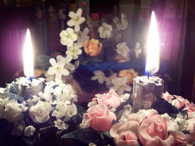 Магия свечей исполнит заветное желание