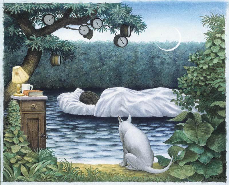 Предсказания во сне