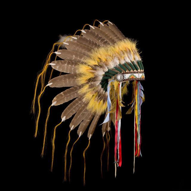 Амулет - покровитель из Верхнего Мира, индейские амулеты