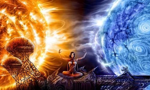 Энергетические потоки в руках