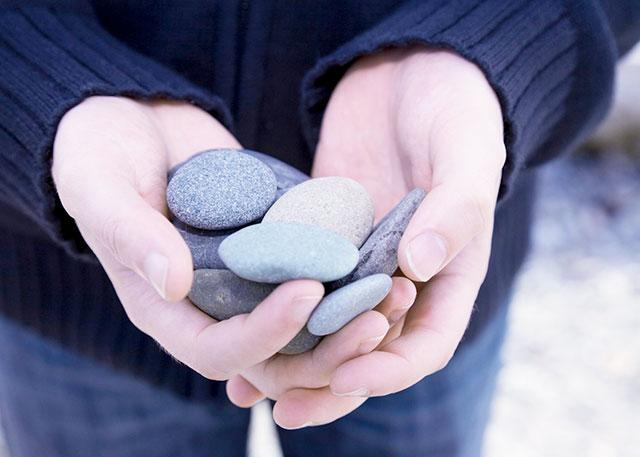 Время собирать и разбрасывать камни